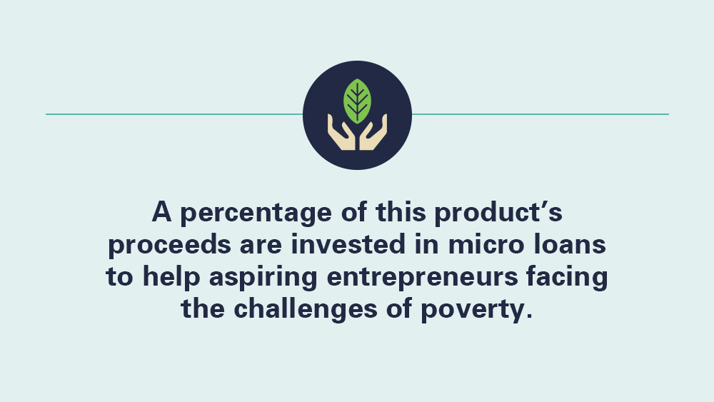 We help aspiring entrepreneurs facing the challenges of poverty